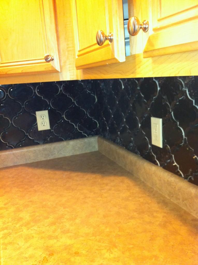 How To Install Beveled Arabesque Tile Columbia Missouri