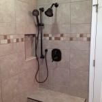 Shower complete