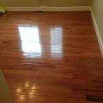 solid hardwood floor installation