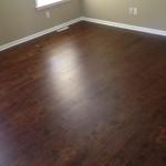 handscraped engineered floor