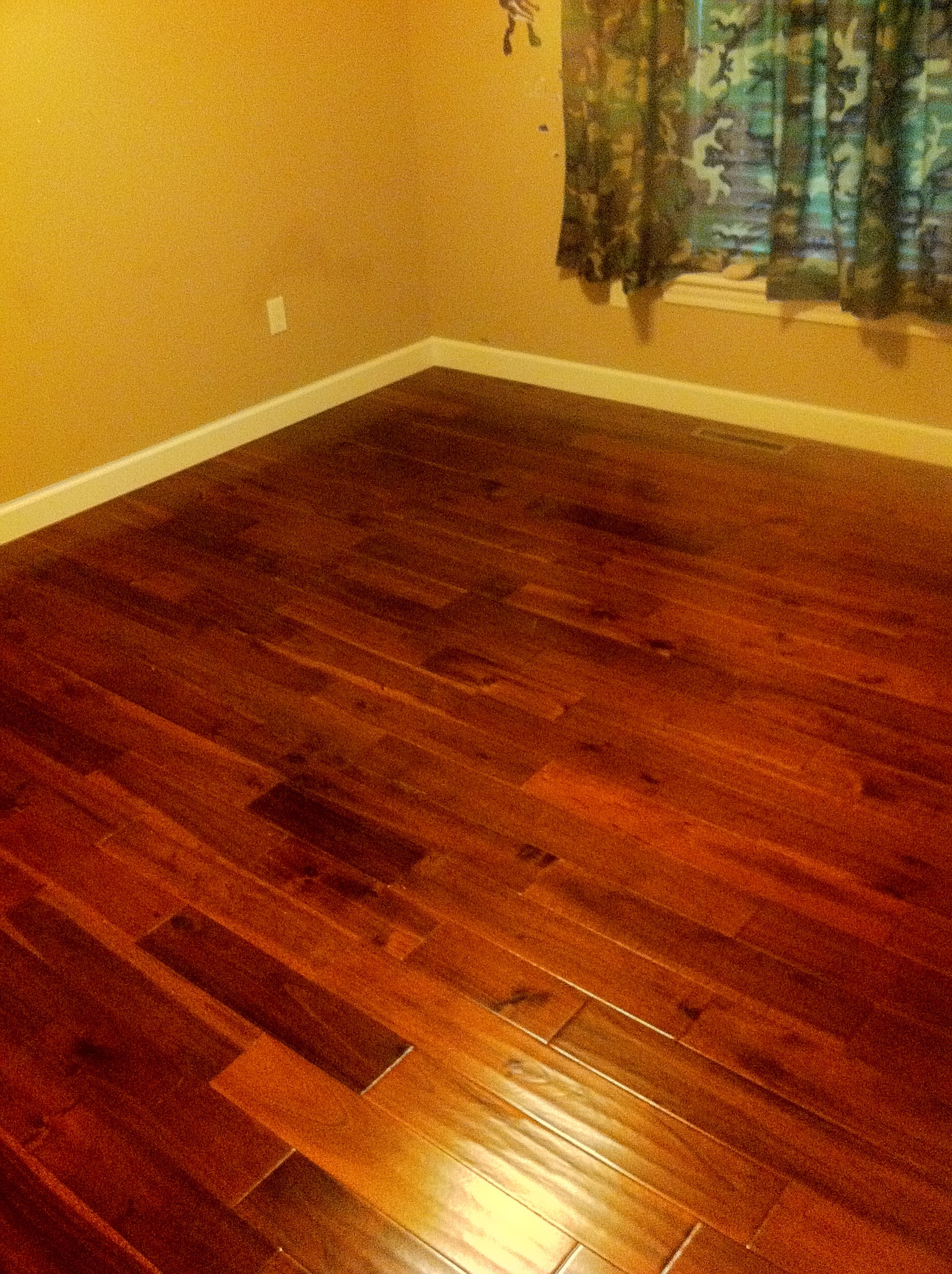 hardwood floor in bedroom columbia missouri bathroom