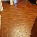 Columbia MO Wood Look tile in kitchen