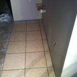 basement wet bar tile