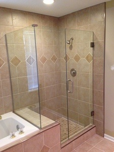 Columbia Missouri Custom tile shower EJ Flooring
