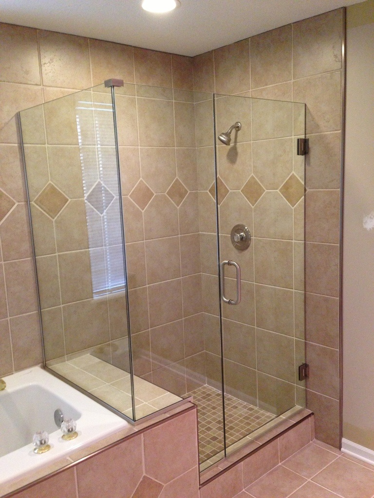 Custom Tile Shower Columbia Missouri Columbia Missouri