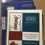 certified tile installer study guides, columbia missouri, bathroom remodeling expert